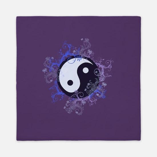 Yin Yang Queen Duvet