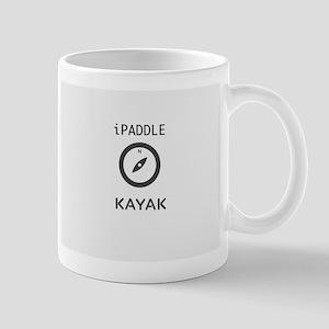 ipaddle, northern kayak Mug