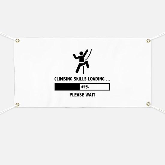 Climbing Skills Loading Banner