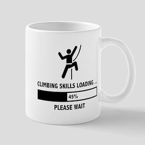 Climbing Skills Loading Mug