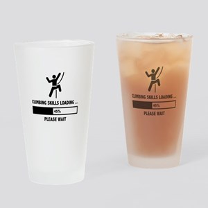 Climbing Skills Loading Drinking Glass