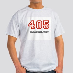 405 Ash Grey T-Shirt