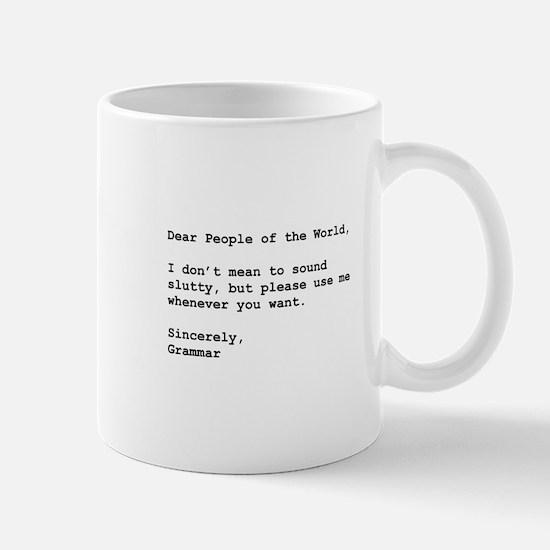 Use Grammar Mug