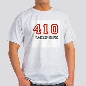 410 Ash Grey T-Shirt