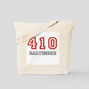 410 Tote Bag