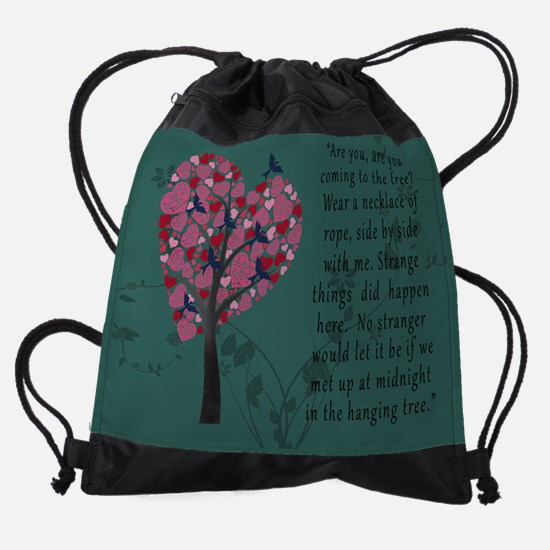 Hunger Games Hanging Tree Drawstring Bag