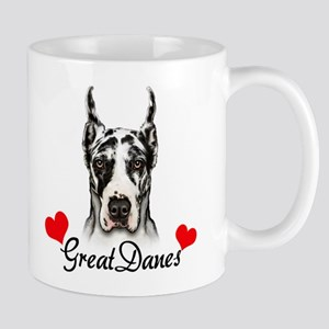 Great Dane - Harlequin Mug