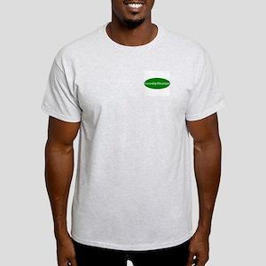 I Worship Librarians Ash Grey T-Shirt