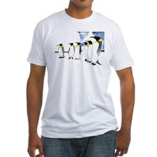 Penguins Fitted T-Shirt