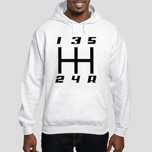 5-speed logo Hoodie