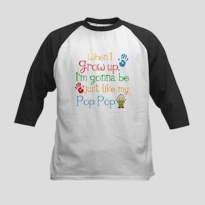 Pop Pop grandchild gift Baseball Jersey