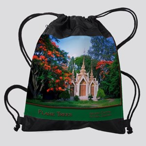 calendar_ayuth005 Drawstring Bag