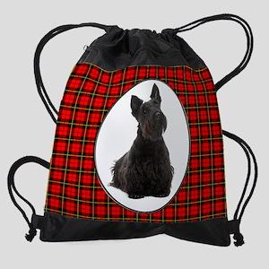 Scottie Drawstring Bag