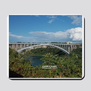 Rainbow Bridge 1 Mousepad