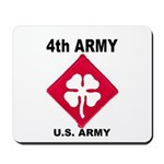 4TH ARMY Mousepad