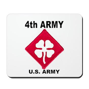 4TH ARMY Mousepad