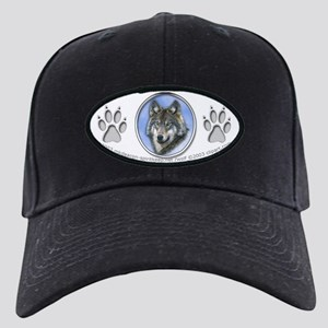 Wolf Paws Black Cap