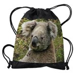 koala EC calendar.png Drawstring Bag