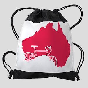 bike.australia Drawstring Bag