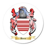 Barry Round Car Magnet