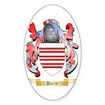 Barry Sticker (Oval 50 pk)