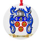 Barrows Round Ornament