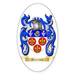 Barrows Sticker (Oval 10 pk)