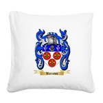 Barrows Square Canvas Pillow