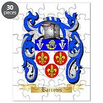 Barrows Puzzle