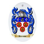 Barrows Ornament (Oval)