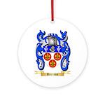 Barrows Ornament (Round)