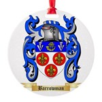 Barrowman Round Ornament