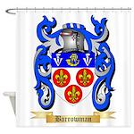 Barrowman Shower Curtain