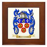 Barrowman Framed Tile