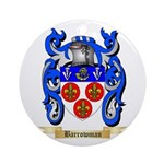 Barrowman Ornament (Round)