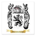Barrowclough Square Car Magnet 3