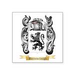 Barrowclough Square Sticker 3