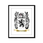 Barrowclough Framed Panel Print