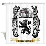 Barrowclough Shower Curtain