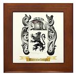 Barrowclough Framed Tile