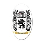 Barrowcliff 35x21 Oval Wall Decal
