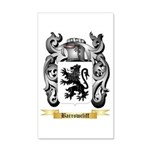 Barrowcliff 20x12 Wall Decal