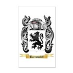 Barrowcliff 35x21 Wall Decal