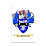 Barrot 35x21 Wall Decal