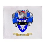 Barrot Throw Blanket