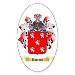 Barroso Sticker (Oval 50 pk)