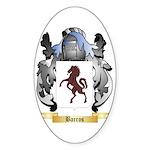 Barros Sticker (Oval 50 pk)