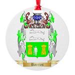 Barrios Round Ornament