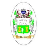 Barrios Sticker (Oval 50 pk)