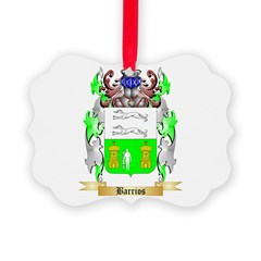Barrios Ornament